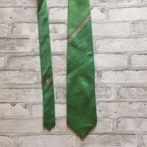 Versace tie 100% silk